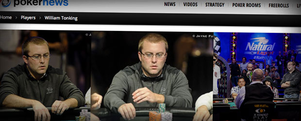 NJ Poker Player in WSOP Main Event November Nine