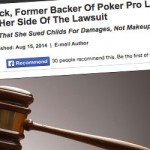 Lynne Mitchnick Discusses Her Poker Staking Lawsuit Against Lee Childs