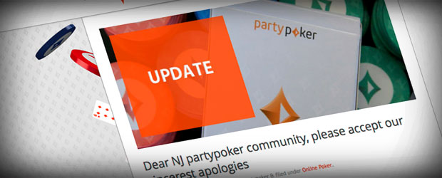 Party poker cancelled sunday tournament