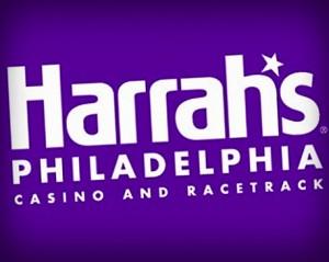 harrahs philly online poker gambling casino racing